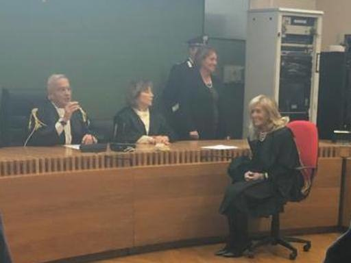 Tribunale di Napoli, Elisabetta Garzo primo presidente donna