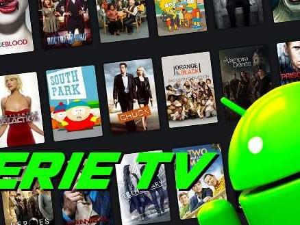Le migliori app Android per seguire le SERIE TV