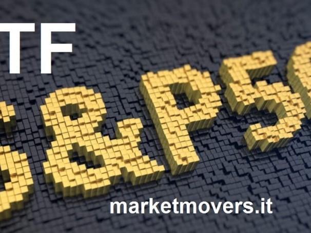 ETF sull'SP500 EURO Hedged senza dividendi