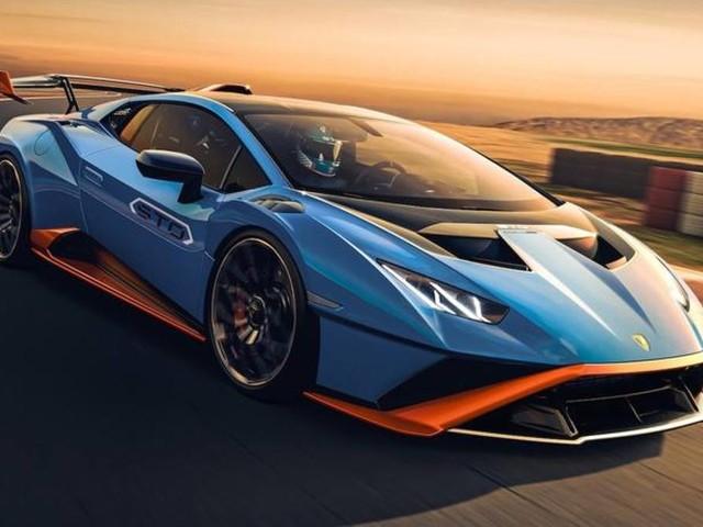 Lamborghini Huracán Sto: supersportiva stradale sviluppata in pista