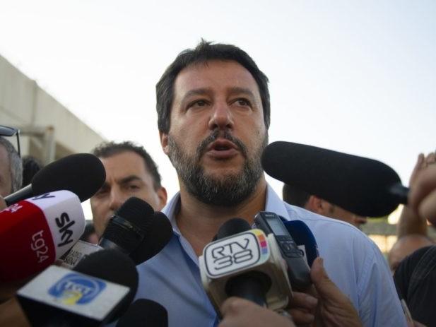 """Salvini """"Andare oltre il vecchio centrodestra, vogliamo aggregare"""""""
