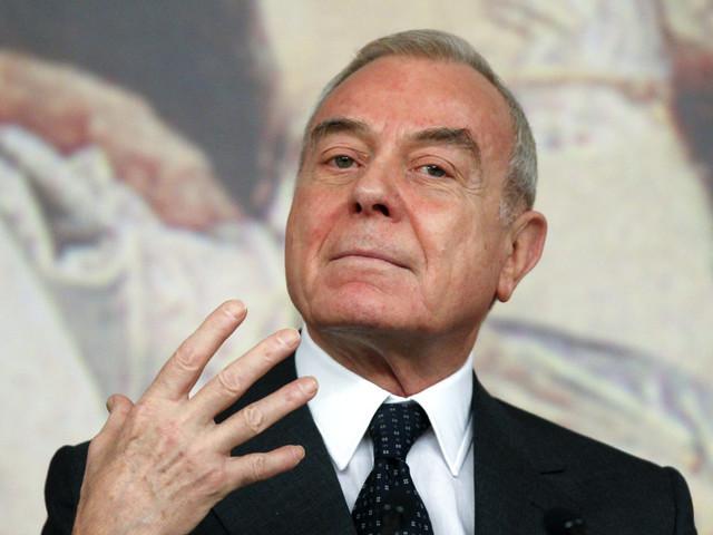 """E Gianni Letta disse: """"Non voteremo mai contro Visco e Draghi"""""""