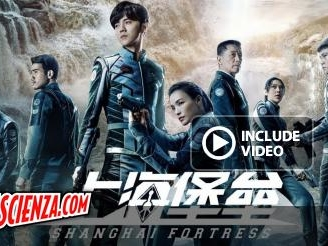 Cinema: Cos'è Shanghai Fortress, kolossal di fantascienza cinese su Netflix