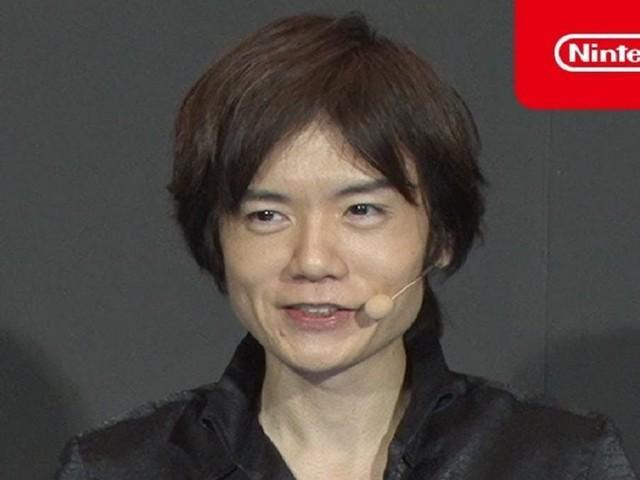 Il director di Smash Bros ha giocato centinaia di giochi PlayStation nel 2019