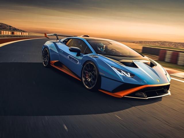 Lamborghini Huracán STO, la nuova supercar ispirata alla vetture da corsa