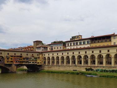 Firenze e il Corridoio Vasariano: novità