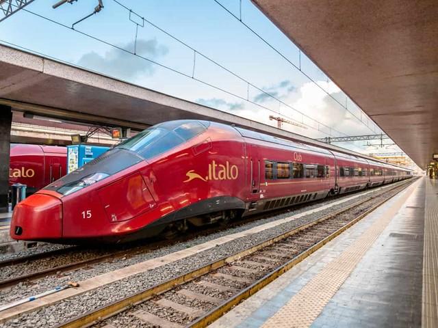 Offerte alta velocità da Italo: il codice sconto per il rientro