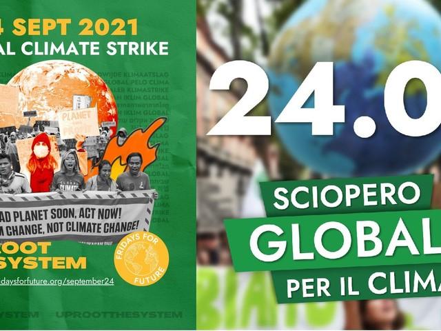 Global climate strike, Fridays for future: momento storico per il clima