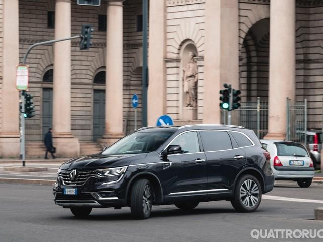 Renault Koleos - Una settimana con la Blue dCi 190 4WD Initiale Paris