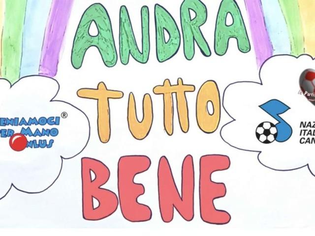 Andrà Tutto Bene #iorestoacasa, il nuovo singolo di Davide De Marinis con 70 amici a sostegno dell'ospedale di Formia (LT)