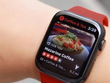 Yelp per Apple Watch si aggiorna: nuova UI e funzionalità Bussola