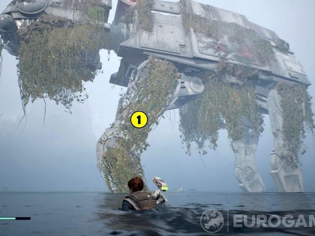 Star Wars: Jedi Fallen Order, non potremo smembrare nemici e un filmato ci scherza su