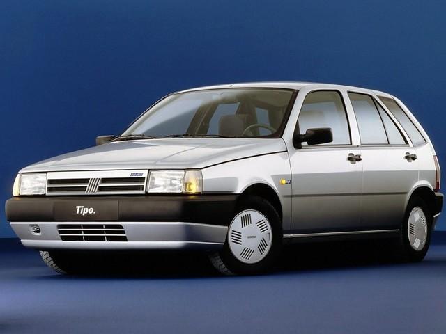 Fiat Tipo - La storia della compatta di Torino, aspettando il restyling FOTO GALLERY