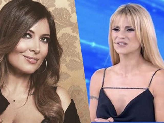 Selvaggia Lucarelli stronca Michelle Hunziker ad Amici Celebrities