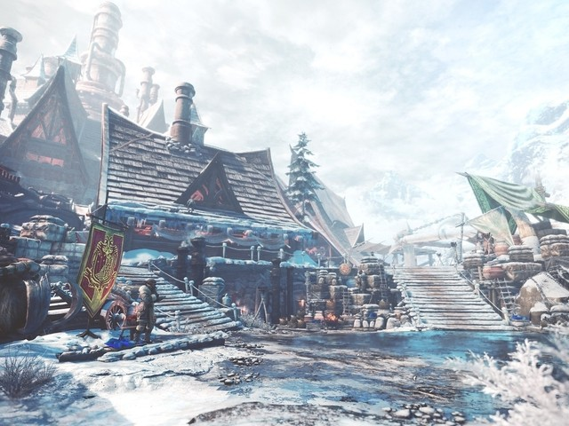 Monster Hunter World Iceborne: la personalizzazione della casa al centro di un nuovo filmato