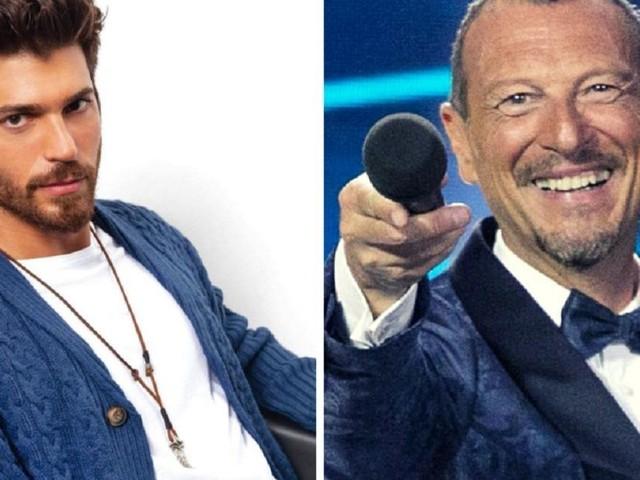 Can Yaman potrebbe essere ospite a Sanremo