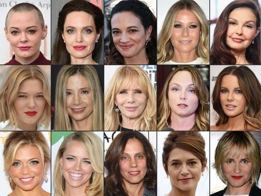 Scandalo Weinstein: chi sono le attrici molestate dal produttore