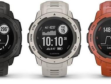 Garmin: ecco Instinct, lo smartwatch con GPS adatto alle condizioni estreme