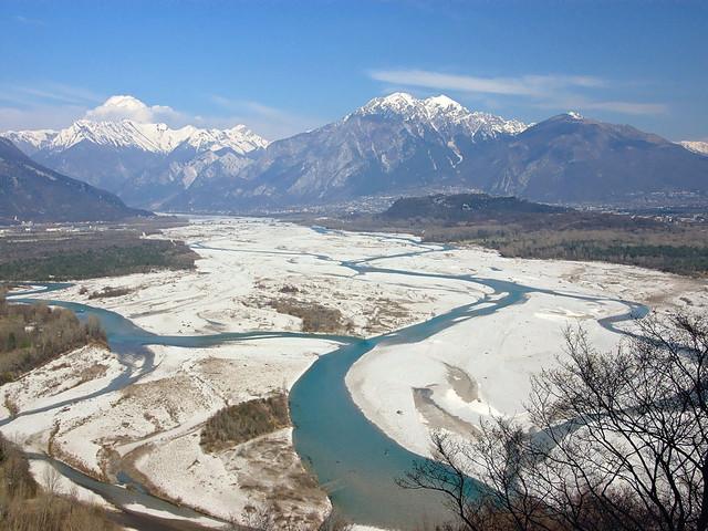 Friuli da scoprire: Venzone e Riserva di Cornino