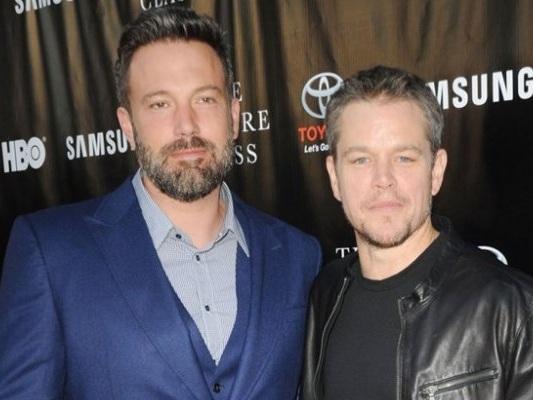 """Ben Affleck e Matt Damon produttori del pilot """"City on a Hill"""""""