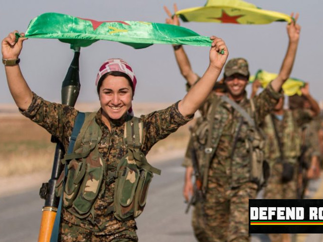 Siria: la nuova guerra è cominciata. La Turchia bombarda decine di centri abitati kurdi. Sanguinosi scontri tra SDF/YPG e militari turchi appoggiati dai jihadi