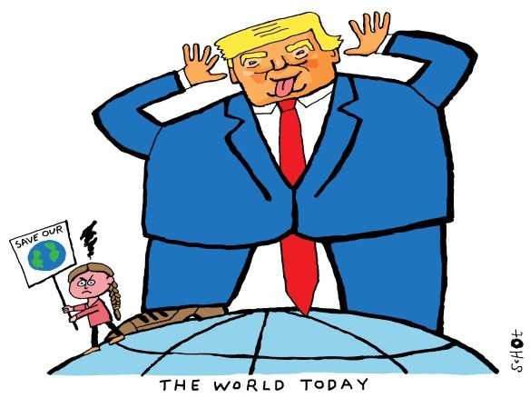 Trump ha ufficializzato l'uscita dall'Accordo di Parigi. Gli ambientalisti Usa: «Una decisione scellerata»