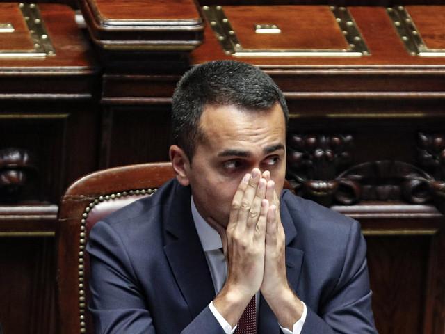 Crisi governo, Di Maio annulla tutti gli impegni