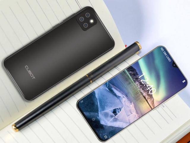 CUBOT X20 Pro Clone iPhone 11 Pro A Soli 136 euro