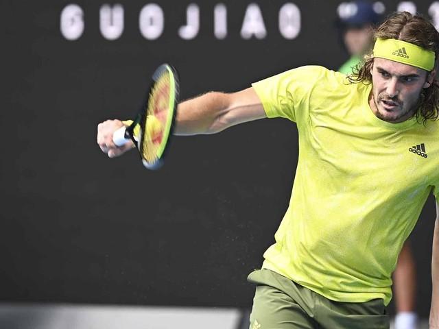 """Tsitsipas e le parole di Agassi: """"Nel tennis e in qualsiasi sport, se non ti alleni, non meriti di vincere"""""""