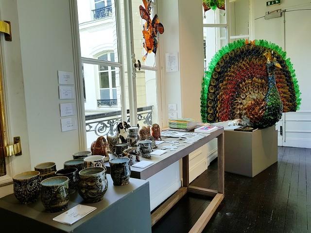 """Non solo Fiac. A Parigi l'Outsider Art Fair, la fiera dedicata all'Art Brut e agli """"irregolari"""""""