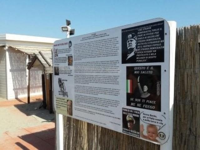 Denunciato per razzismo l'ex gestore di Punta Canna, la spiaggia fascista
