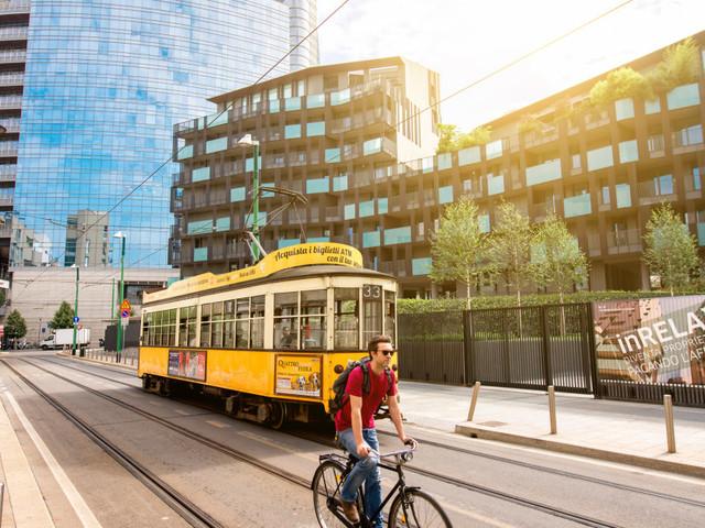 Milano, una metamorfosi da smart city
