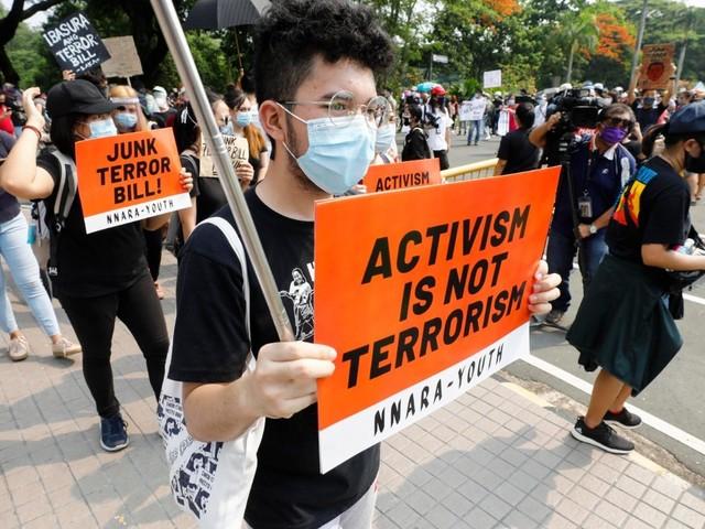 Philippine Christian leaders unite against new anti-terrorism law