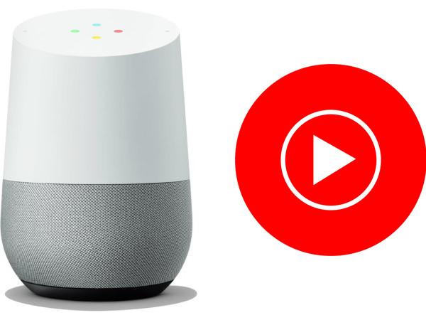 Google Home supporta la riproduzione gratuita (con pubblicità) di YouTube Music