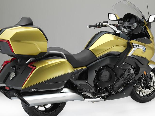 Bmw K 1600 Grand America: l'american style per eccellenza