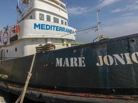 """La Mare Jonio sequestrata, l'Ong: """"Si tratta di vendetta"""""""