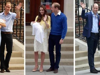 """Kate Middleton e Wlliam, la verità sulla foto con George appena nato: """"È stato terrificante"""""""
