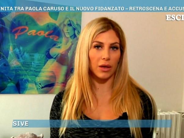 """Paola Caruso: """"Ho troncato la storia con Moreno Merlo per ragioni gravi"""""""