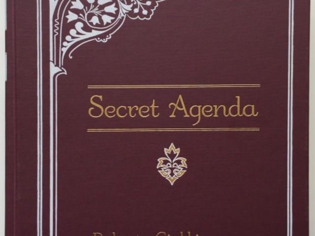 Secret Agenda by Roberto Giobbi #Recensione #Review