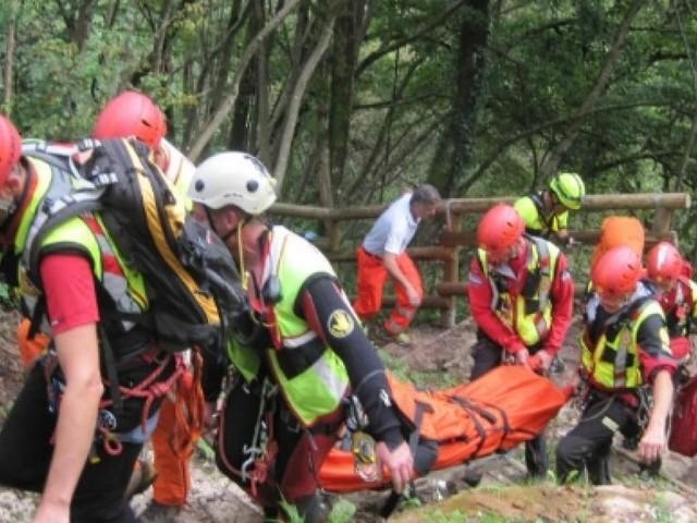 Calabria, 28enne muore schiacciato da un albero