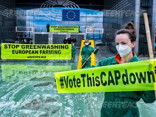 Raggiunto l'accordo sulla nuova Politica agricola comune. Per gli ambientalisti è un disastro: «Puro greenwashing»