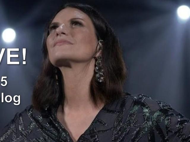 BLIVE DEL 31 AGOSTO 2019 – LAURA PAUSINI AL CIRCO MASSIMO