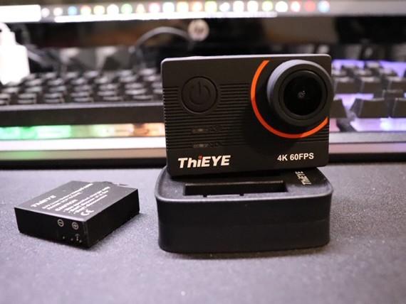 ThiEYE Action Cam T5 PRO 4K 60 FPS: recensione e come mi sono trovato