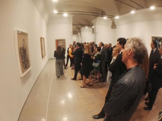 Scuderie del Quirinale e polizia, visita straordinaria tra le opere di Picasso