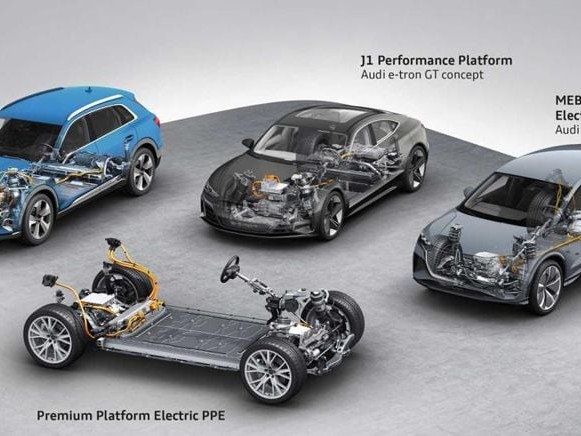 Audi rafforza la presenza in Cina con auto elettriche prodotte localmente