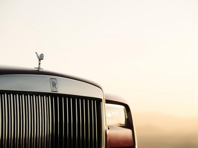 Rolls Royce: il 2018 un anno di vendite record
