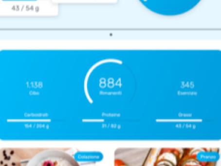 YAZIO Conta Calorie per Dieta si aggiorna alla vers 5.9.4