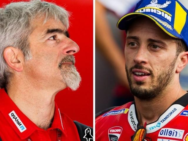"""MotoGp, Dall'Igna risponde a Dovizioso: """"Tra i professionisti le storie finiscono"""""""