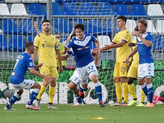 Chi è Andrea Papetti, il classe 2002 passato dall'Inter al sogno salvezza col Brescia
