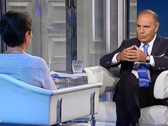 """""""Se avesse voluto ucciderla l'avrebbe fatto"""", Bruno Vespa nella bufera per questa intervista"""